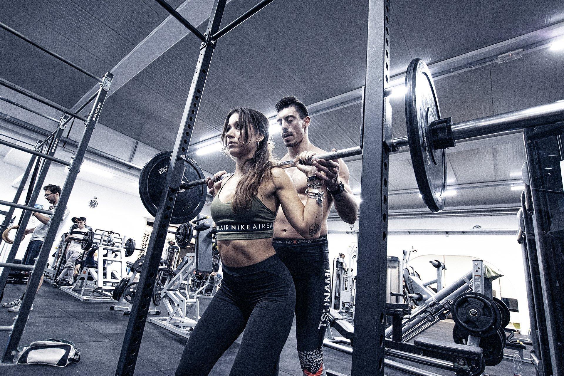 Palestra numero uno fitness cascina