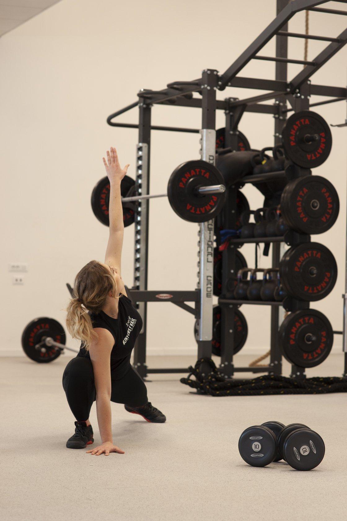 Allenatrice Numero Uno Fitness